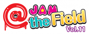 @JAM the Field vol11_logo
